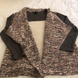 Women's style co cardigan sweater long sleave